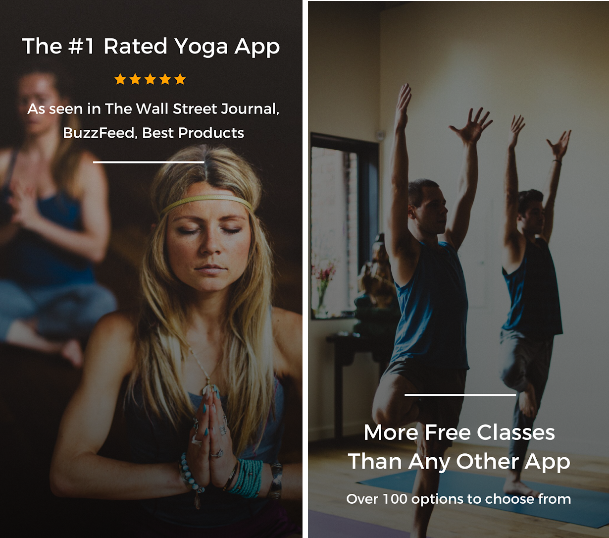 yoga android