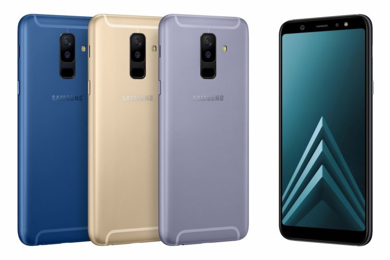 Samsung Galaxy A6 y A6 Plus, disponibles a partir de Junio