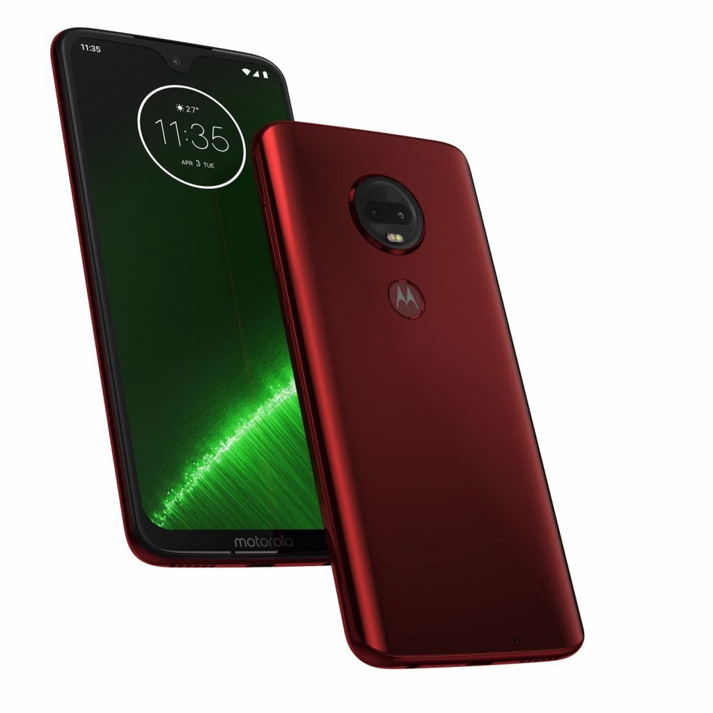 moto g7 plus colombia
